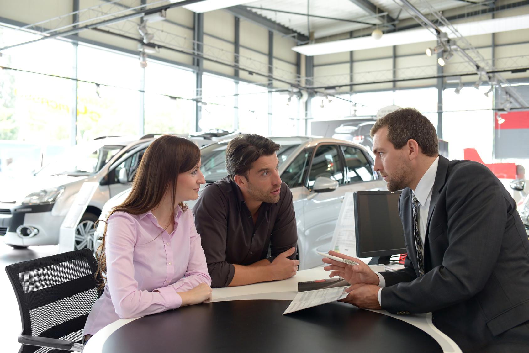 Autokaufvertrag