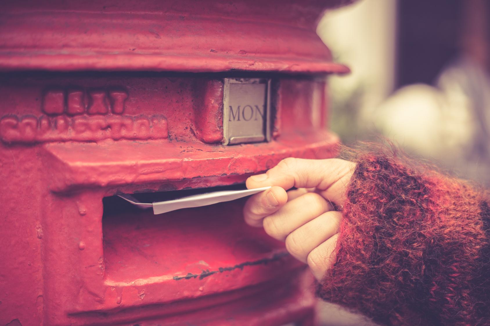 Englischer Geschäftsbrief