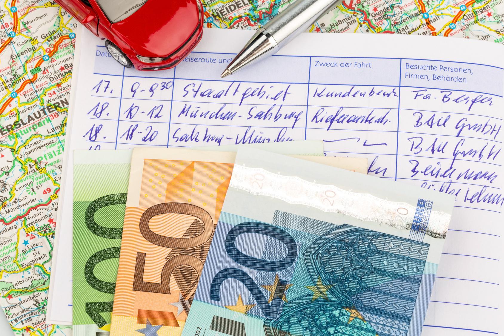 Fahrtkostenabrechnung