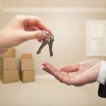 Zwischenmietvertrag - angedeutet durch Aushändigung von Schlüssel