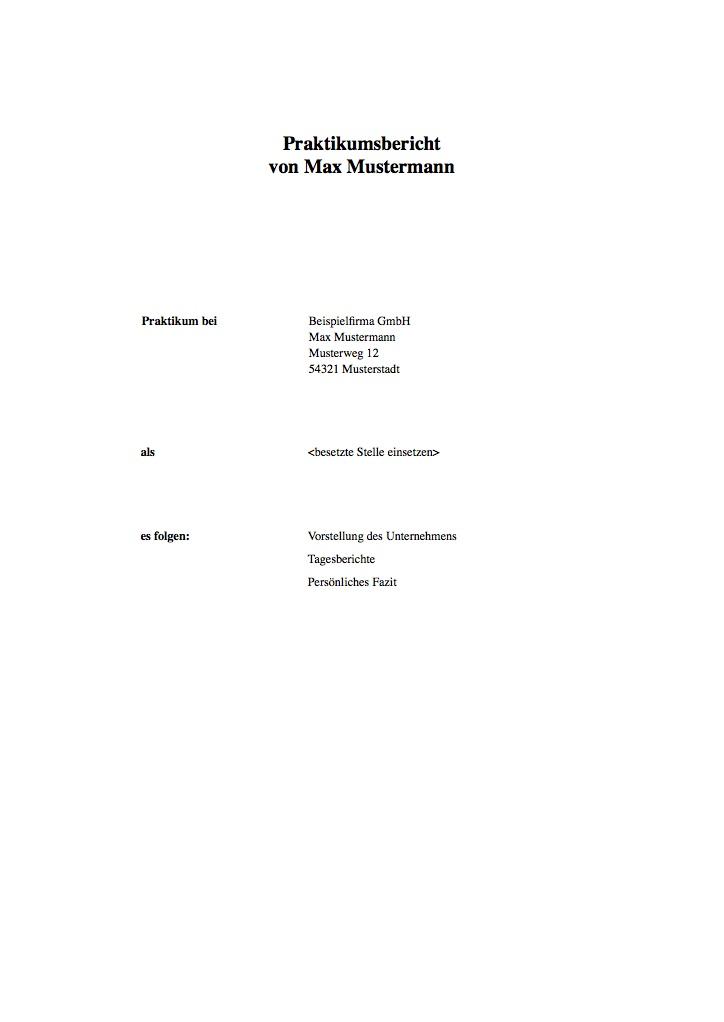 praktikumsbericht-muster-preview